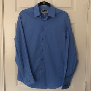 Blue Express Dress Shirt